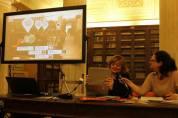 Federica Curzi e Giuliana Guazzaroni presentano la realtà aumentata