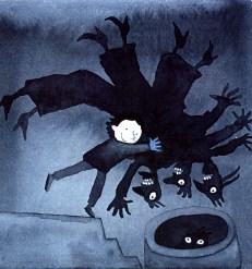 Nightmare Rhymes: get rid of fear. Age 4-7
