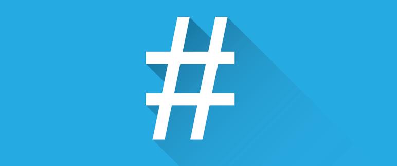 hashtag di instagram azzurro