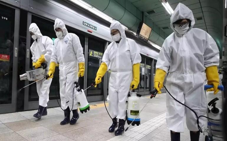 Dịch vụ phun khử trùng, sát khuẩn uy tín