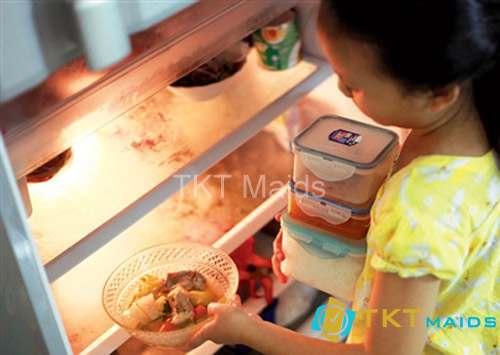 Hình ảnh: Lưu ý khi bảo quản thức ăn chín