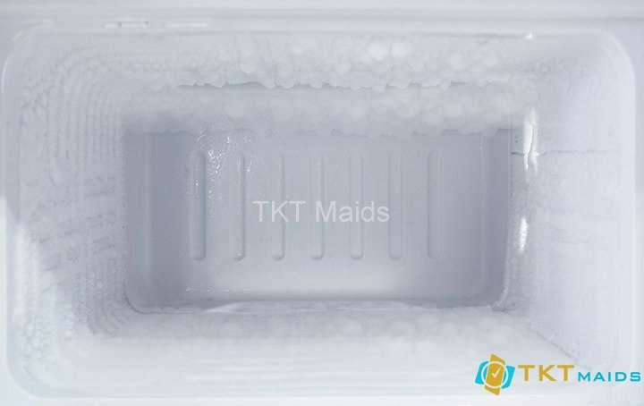 Hình ảnh: Tủ lạnh đóng tuyết