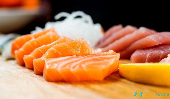 Hình ảnh: Các loại cá nhiều dầu