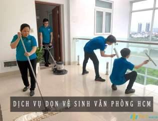 Dịch vụ dọn vệ sinh văn phòng HCM