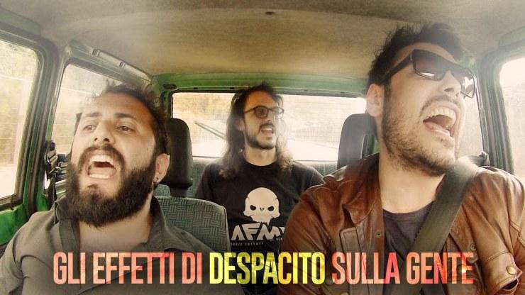 VUELVE EL DESPACITO DE LOS ITALIANOS CON LUIS FONSI Fenomeno viral 2017