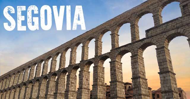 Qué ver en Segovia una ciudad con encanto cerca de Madrid