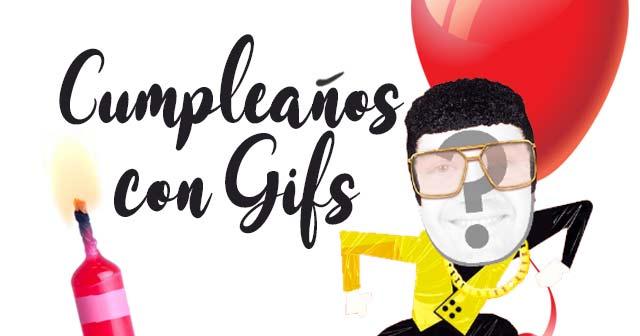 COMO HACER GIF DE CUMPLEAÑOS CON TU CARA Fácil y gratis
