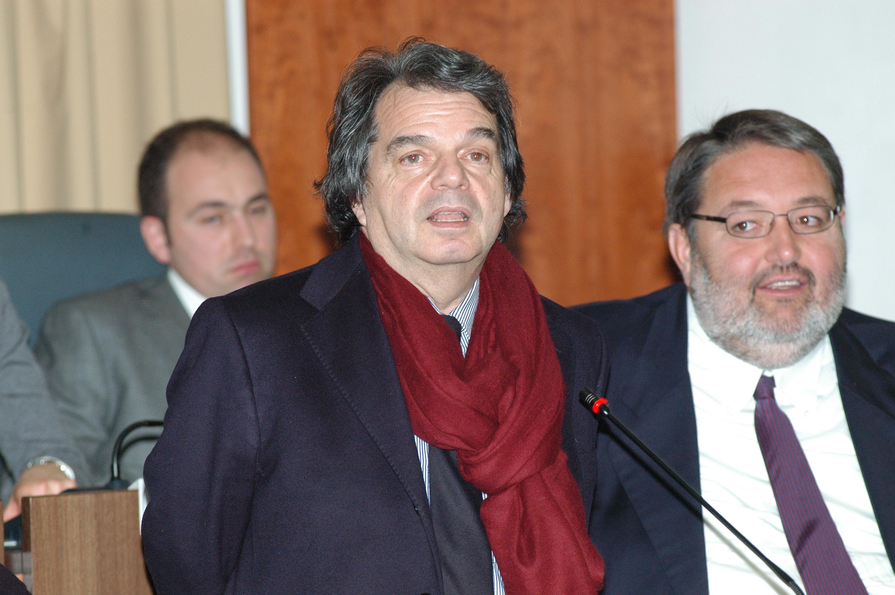 Renato Brunetta a Cisterna
