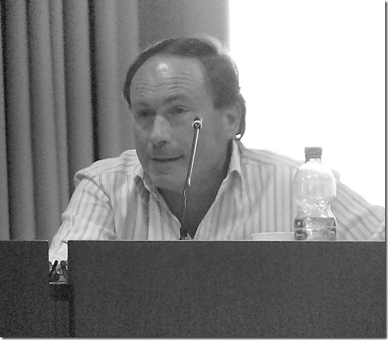 Enzo Favale:assessore urbanistica ed edilizia privata