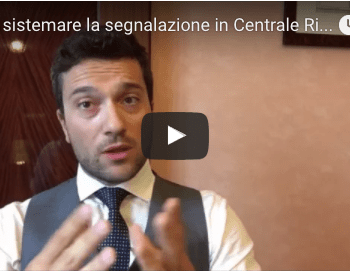 video centrale rischi