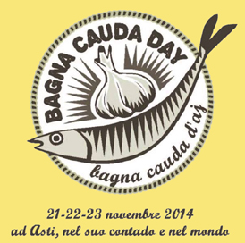 bagna cauda day 2014