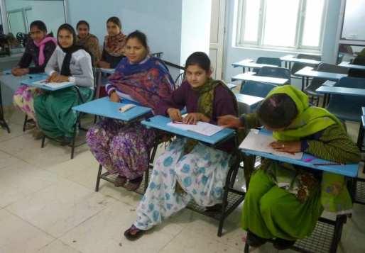 Unterricht Vocational Training Center