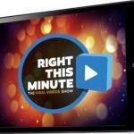 RightThisMinute iPad Mini Sweepstakes