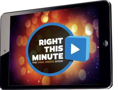RightThisMinute iPad Mini Sweepstakes