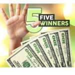 PrizeGrab.com $500 Cash Sweepstakes