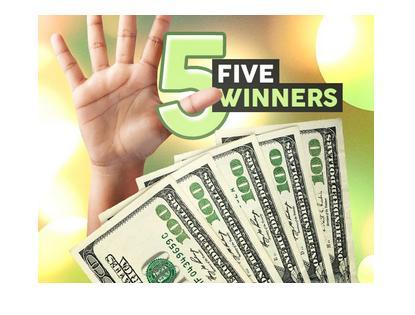 PrizeGrab.com $500 Cash Sweepstakes