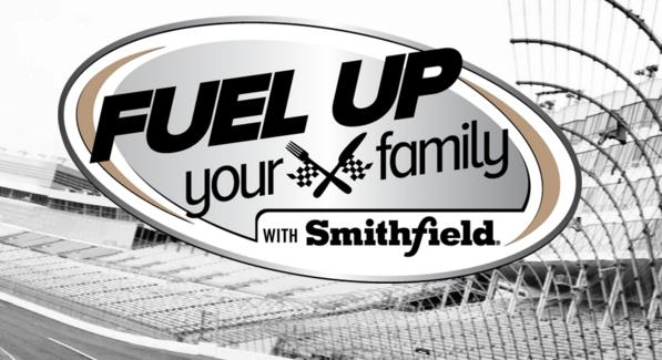 Smithfield Fuel Up Your Family Sweepstakes – Win A VIP Race Day Experience