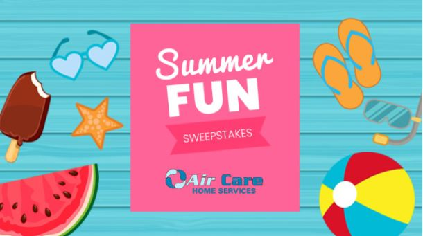 ABC 15 Air Care Heating And Cooling Summer Fun Sweepstakes – Win AC