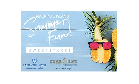 Mackinac Island Summer Fun Sweepstakes – Enter To Win Vacation
