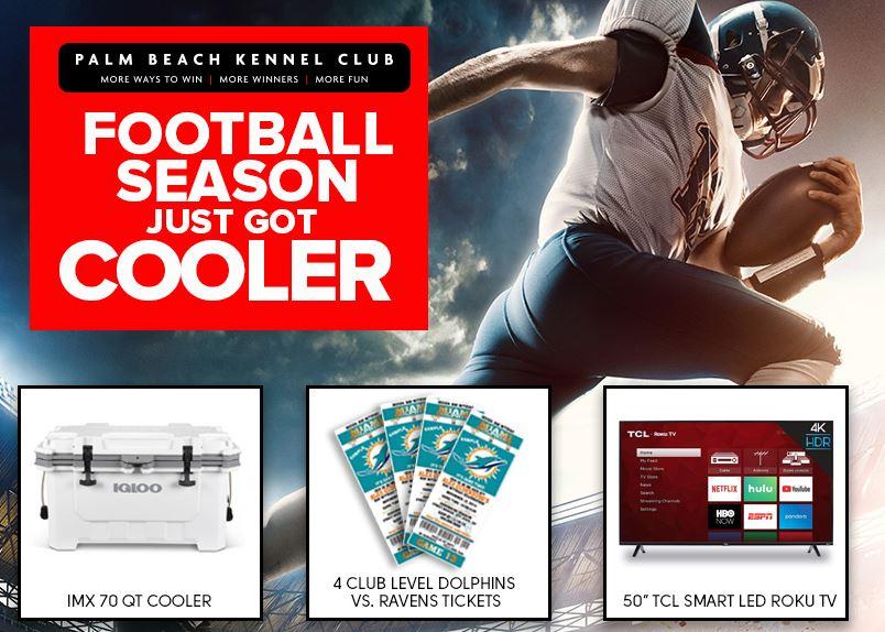 Football Season Just Got Cooler Giveaway – Enter To Win Cooler