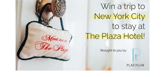 Platinum X Love Stories IRL Gift Bag Giveaway – Enter To Win Trip