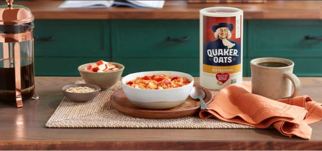 Quaker Oats Your Creation Sweepstakes Enter For Chance To Win