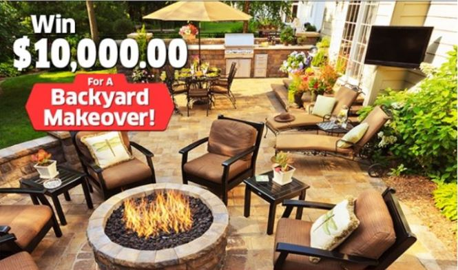 Pch Com Backyard Makeover Giveaway Enter To Win 10 000 Cash