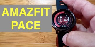 Win 1 of 5 Amazfit Pace Smartwatches