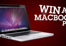 Win Macbook Pro Laptop From iDrop News