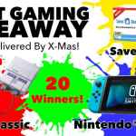 Win a Nintendo Switch Console