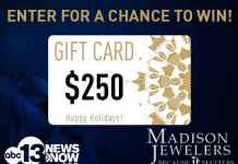 13 News Now - Christmas Sparkle Sweepstakes