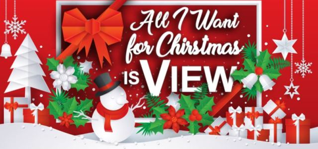 The View Contest 2018 - All I Want For Christmas Is View
