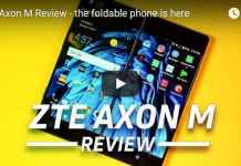 ZTE Axon M International Giveaway