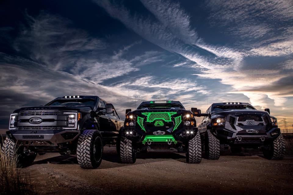 Diesel brothers giveaway 2018