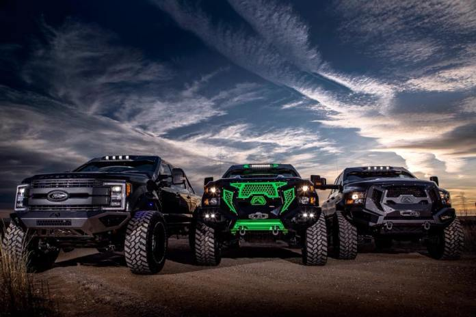 Diesel Brothers Trifecta Giveaway Chance To Win Truck - Ellen degeneres show car giveaway