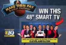 Cleveland 19 Make Them Pay Bracket Challenge
