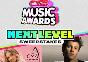 Radio Disney Music Awards RDMA Next Level Sweepstakes