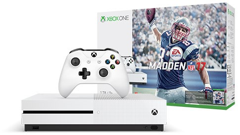 Xbox One S 1 TB Gaming Console Giveaway