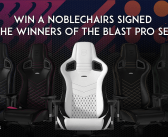 BLAST Pro Series Gaming Chair Giveaway