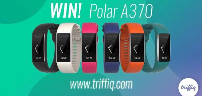 Triffiq Polar A370 Fitness Tracker Giveaway