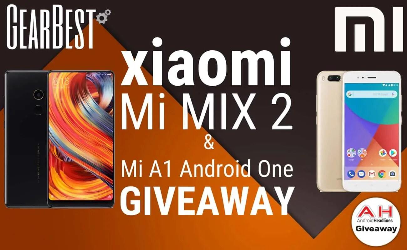 Giveaway Xiaomi Mi Mix