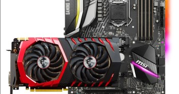 MSI Z370 Gaming Pro Carbon AC and GTX 1070 Gaming X 8GB Giveaway