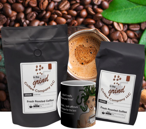 The Grind Coffee Company Fresh Roasted Coffee Giveaway