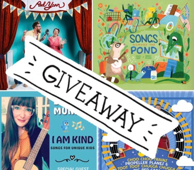 Great Big Summer Music Giveaway