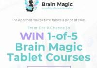 Brain Magic Giveaway