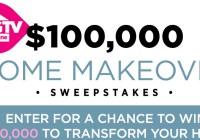 HGTV Magazine $100,000 Home Makeover Sweepstakes