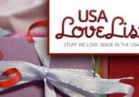 USA Love List Bare Republic Giveaway