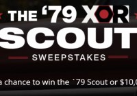 Power Nation 79 XOR Scout Sweepstakes