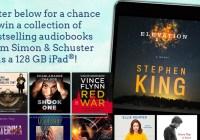 Simon & Schuster Fall Audio Sweepstakes