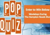 Wavy The Hampton Roads Show Daily Pop Quiz Trivia Sweepstakes